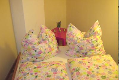 Ebene 2: Gästebett