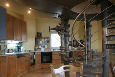 Ebene 3: Küche