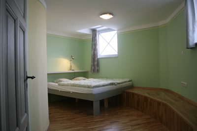 Ebene 4: Hauptschlafzimmer